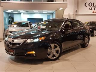 Used 2012 Acura TL SH-AWD-LEATHER-SUNROOF for sale in York, ON