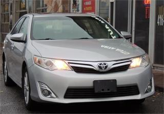 Used 2012 Toyota Camry XLE for sale in Etobicoke, ON