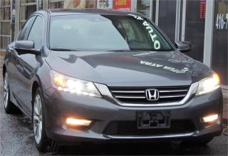 Used 2013 Honda Accord Sedan Touring for sale in Etobicoke, ON