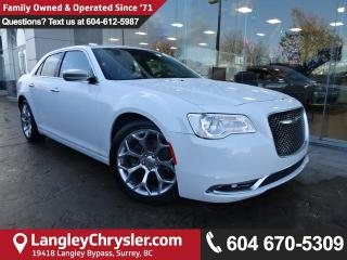 Used 2017 Chrysler 300 *ACCIDENT FREE * DEALER INSPECTED * CERTIFIED * for sale in Surrey, BC