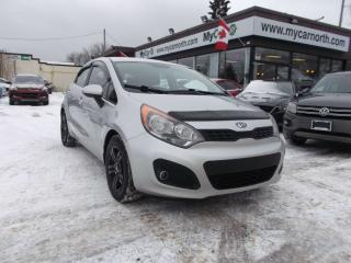 Used 2012 Kia Rio LX+ for sale in North Bay, ON
