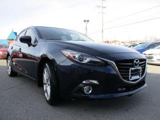 Used 2014 Mazda MAZDA3 GT-SKY for sale in Kingston, ON