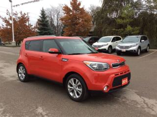Used 2015 Kia Soul EX.. clean car proof.. for sale in Milton, ON