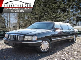 Used 1999 Cadillac DeVille Base FWD for sale in Stittsville, ON