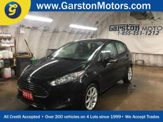 Used 2015 Ford Fiesta SE*MICROSOFT SYNC PHONE CONNECT*KEYLESS ENTRY*CRUISE CONTROL*ALLOYS* for sale in Cambridge, ON