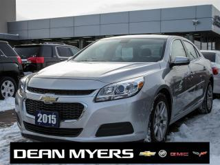 Used 2015 Chevrolet Malibu 1LT for sale in North York, ON