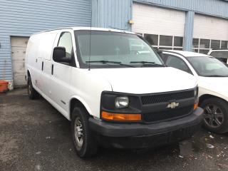 Used 2006 Chevrolet Express Cargo Van 2500 155 WB RWD for sale in Coquitlam, BC