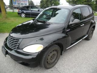 Used 2004 Chrysler PT Cruiser FREE 6M WARRANTY for sale in Ajax, ON