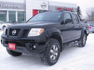 Used 2011 Nissan Frontier Pro-4X for sale in Timmins, ON