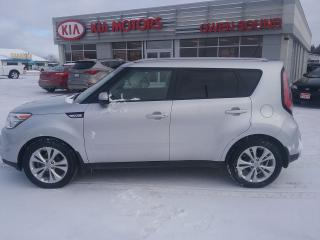 Used 2015 Kia Soul EX+ for sale in Owen Sound, ON