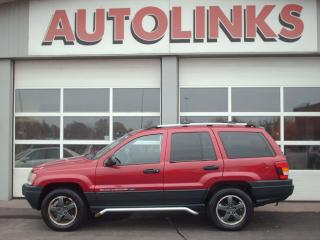 Used 2004 Jeep Grand Cherokee Laredo for sale in St Catharines, ON