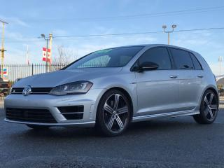 Used 2017 Volkswagen Golf Golf - R for sale in Langley, BC