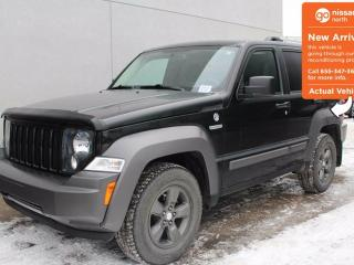 Used 2010 Jeep Liberty Renegade 4dr 4x4 for sale in Edmonton, AB