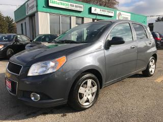 Used 2011 Chevrolet Aveo LT l Sunroof l Low Kms for sale in Waterloo, ON