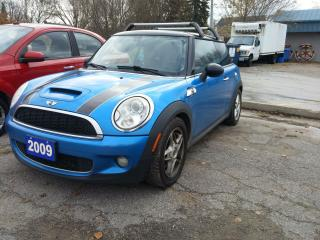 Used 2009 MINI Cooper S for sale in Orillia, ON