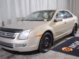 Used 2007 Ford Fusion SEL for sale in Red Deer, AB