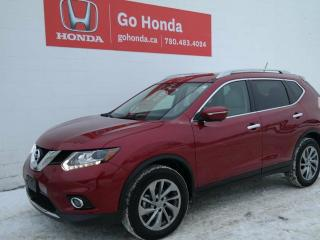 Used 2015 Nissan Rogue SL 4dr All-wheel Drive, NAVI, LEATHER for sale in Edmonton, AB