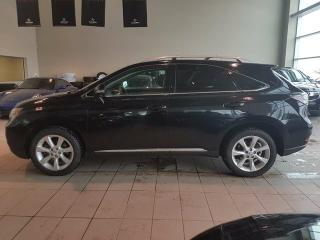 Used 2010 Lexus RX 350 Base - Nav, B/U Cam, Heated Leather Int, Sunroof + PWR Liftgate! for sale in Red Deer, AB
