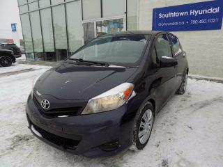 Used 2014 Toyota Yaris LE 5DR HATCHBACK for sale in Edmonton, AB