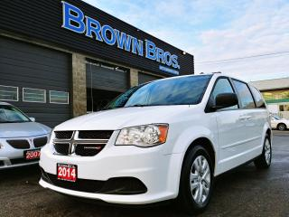Used 2014 Dodge Grand Caravan SXT, Local, 7 passenger, We finance for sale in Surrey, BC