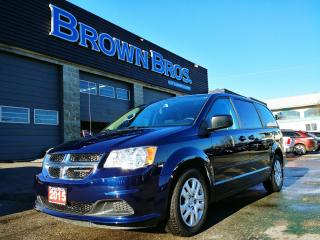 Used 2015 Dodge Grand Caravan SXT, Local, Accident free for sale in Surrey, BC