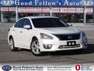 Used 2014 Nissan Altima SL MODEL, LEATHER SEATS, SUNROOF, REARVIEW CAMERA for sale in North York, ON