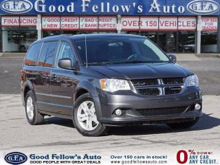 Used 2016 Dodge Grand Caravan CREW MODEL, STOW AND GO, REAR AIR, 7 PASSENGER for sale in North York, ON