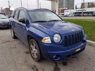 Used 2009 Jeep Compass North, 2 WD, 4 CY, 2.4 L for sale in Scarborough, ON