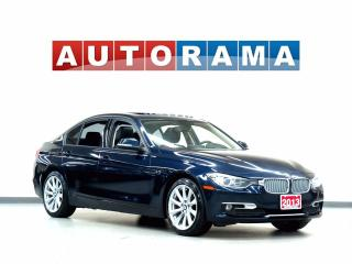 Used 2013 BMW 328xi NAVIGATION LEATHER SUNROOF 4WD for sale in North York, ON