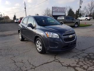 Used 2014 Chevrolet Trax LS for sale in Komoka, ON