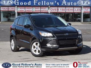 Used 2014 Ford Escape SE MODEL, FWD, LEATHER SEATS, PANORAMA ROOF, NAV for sale in North York, ON