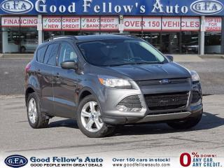 Used 2014 Ford Escape SE MODEL, LEATHER SEATS, 4WD, REARVIEW CAMERA for sale in North York, ON