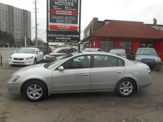Used 2006 Nissan Altima SL LOADED for sale in Scarborough, ON