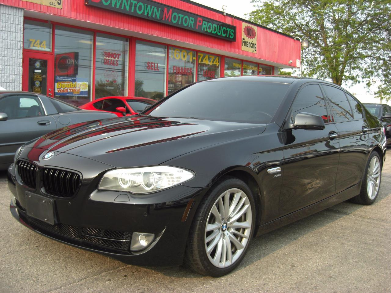used 2011 bmw 5 series 550i xdrive for sale in london ontario. Black Bedroom Furniture Sets. Home Design Ideas