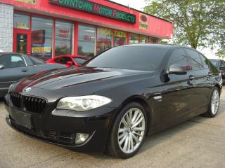 Used 2011 BMW 5 Series 550i xDrive for sale in London, ON