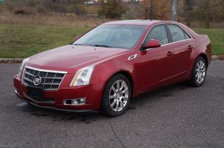 Used 2008 Cadillac CTS AWD for sale in North York, ON