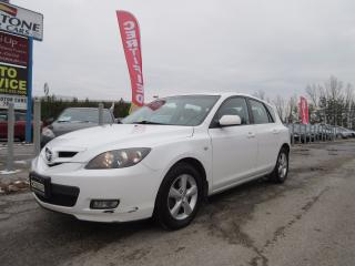 Used 2009 Mazda MAZDA3 SPORT / ONE OWNER / ACCIDENT FREE for sale in Newmarket, ON