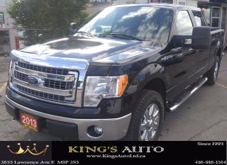 Used 2013 Ford F-150 XLT, V6 3.5L ECOBOOST, XTR PACKAGE, TONNEAU COVER for sale in Scarborough, ON
