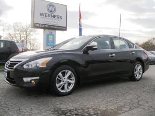 Used 2014 Nissan Altima SL for sale in Cambridge, ON