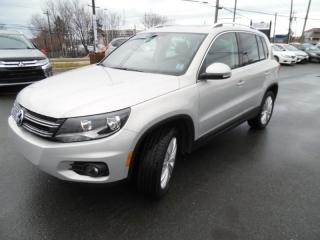 Used 2013 Volkswagen Tiguan Highline for sale in Dartmouth, NS