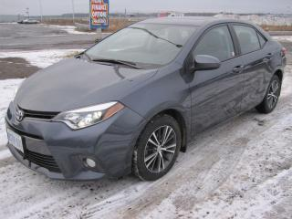 Used 2016 Toyota Corolla LE+ for sale in Thunder Bay, ON