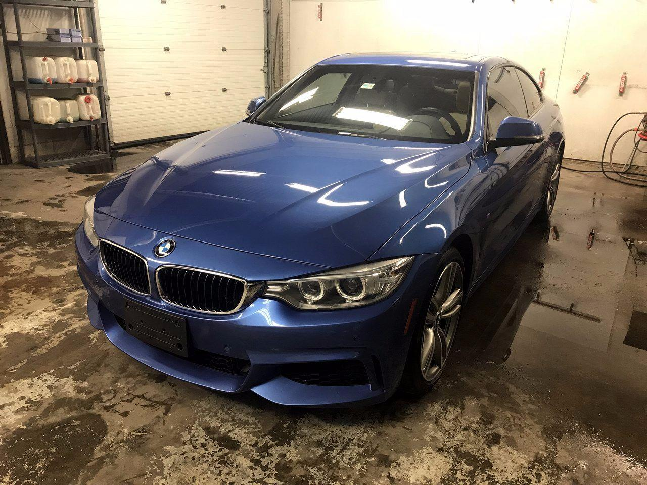 2014 BMW 4 Series 435i xDrive! M PACKAGE!