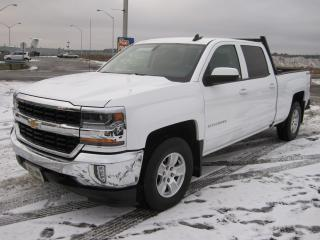 Used 2016 Chevrolet Silverado 1500 1LT for sale in Thunder Bay, ON