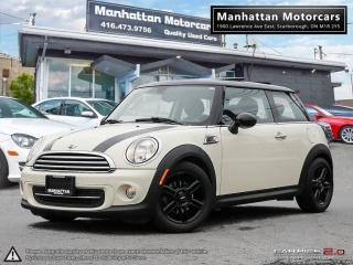 Used 2013 MINI Cooper BAKER STREET AUTO |1OWNER|PANO|ONLY 42000KM for sale in Scarborough, ON