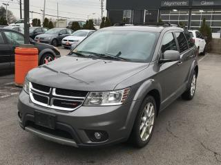 Used 2013 Dodge Journey Crew | 7PASS | DVD | CAM | REAR AIR for sale in London, ON