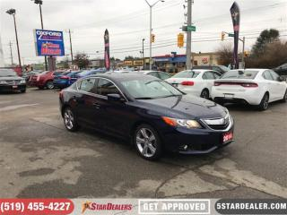 Used 2014 Acura ILX Premium | LEATHER | ROOF | CAM for sale in London, ON