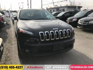 Used 2015 Jeep Cherokee North | AWD | HEATED SEATS | CAM for sale in London, ON