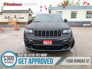Used 2014 Jeep Grand Cherokee for sale in London, ON