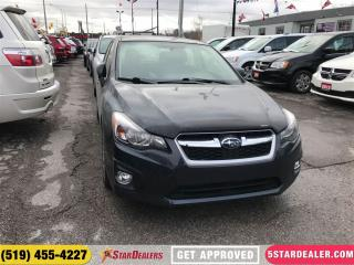 Used 2014 Subaru Impreza 2.0i Sport | ROOF | HEATED SEATS | ONE OWNER for sale in London, ON