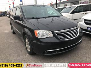 Used 2012 Chrysler Town & Country Touring | LEATHER | CAM | DVD for sale in London, ON